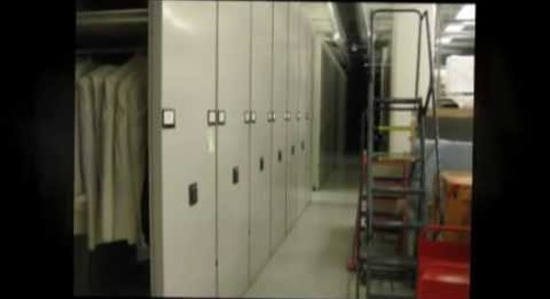 Clinton Library & Museum Collection Storage Toll Free 1-800-803-1083 Little Rock, Arkansas