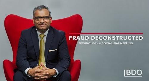 #FraudDeconstructed: Partners Vivek Gupta and Chetan Sehgal on cybersecurity | BDO