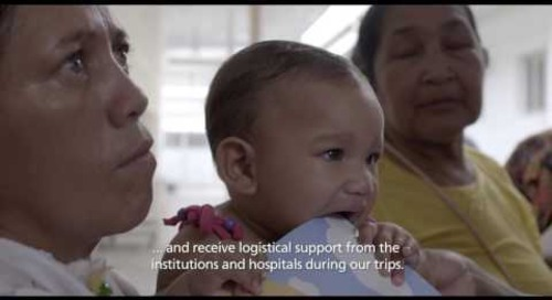 Projects in the Amazon: Cataract Operations