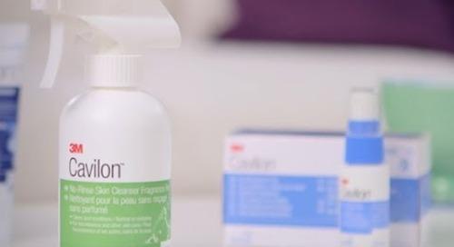 3M™ Cavilon™ Brand - The Cleanse Line