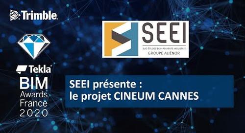 SEEI présente le projet CINEUM CANNES
