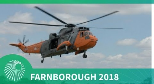 Farnborough 2018: UK HeliOperations train German Navy SAR pilots