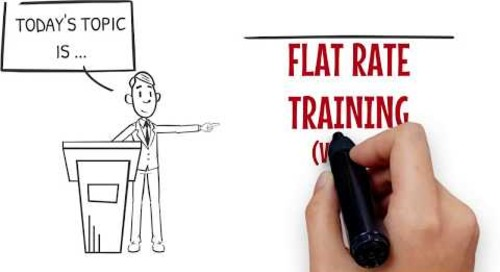 Flat Rate Pricing Video 7