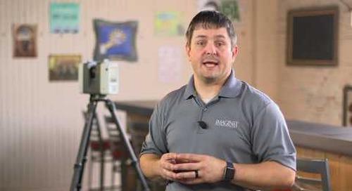 Workflow Demonstration: Leica RTC360 3D Laser Scanner