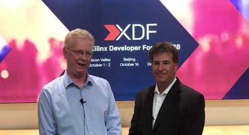 Highlights of Xilinx XDF