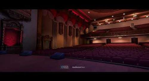 AudienceView and 3D Digital Venue