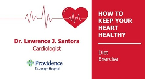 How to Keep Your Heart Healthy: Diet and Exercise