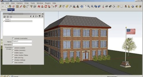 SketchUp Basics for K-12 Education - 8