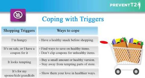 Providence Health Coaching Program | Lesson 11: Cope with Triggers