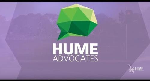 Hume Advocates - Cr Joseph Haweil
