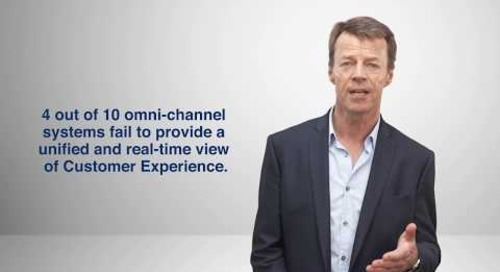 IDC's Jerry Brown explains the role of CX networks in delivering value-based digital transformation