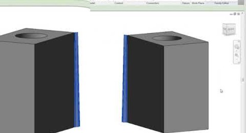 Revit Family Matter Part 2: Creating Forms