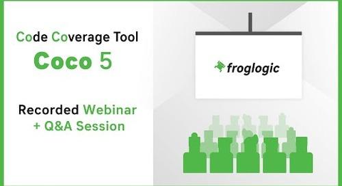 Smart Testing: Code Coverage Analysis for Beginners | Webinar | Cross-Complier Code Coverage Tool (Coco)