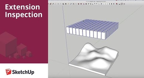 SketchUp Extension Inspection: DropGC