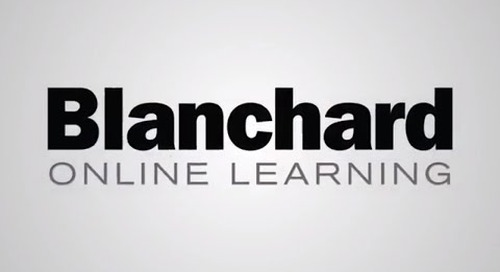 Introduction to Blanchard Online Learning