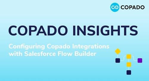 Copado Insights: Configuring Copado Integrations with Salesforce Flow Builder.