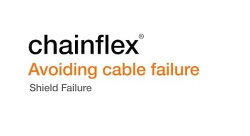 Avoiding Cable Failure - Shield Failure