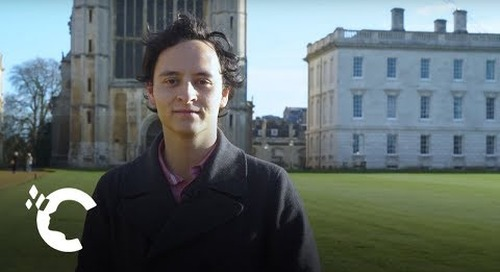 A Day in the Life: Cambridge Computer Science Student