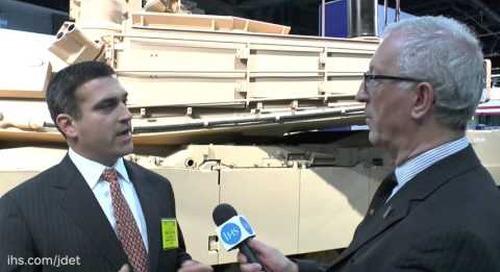 AUSA 2015 General Dynamics Land Systems Amphibious Combat Vehcle (ACV) programme