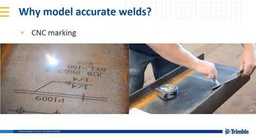 Six Reasons to Model Welds More Accurately