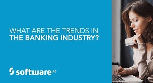 What are the trends shaping the banking industry?