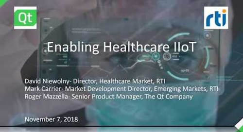 Enabling the Healthcare IIoT {On-demand webinar}