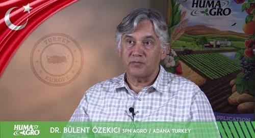 Huma Gro® Product Testimonial: Dr. Bülent Özekici