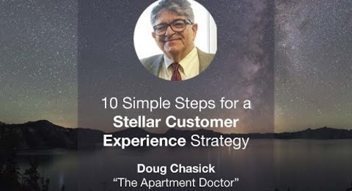 10 Simple Steps for a Stellar Customer Experience Strategy