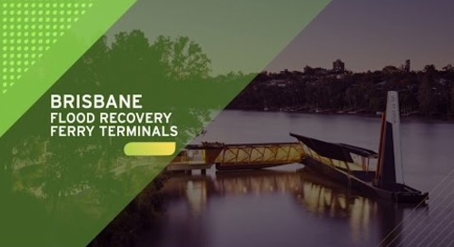 Brisbane Flood Resilient and Accessible Ferry Terminals Design