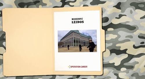 Military Makeover - Operation Career: Leidos