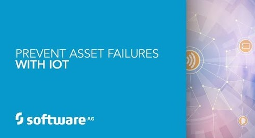 Manufacturers: Prevent Asset Failures with the IoT