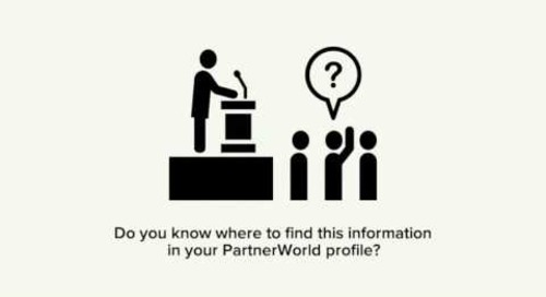 IBM PartnerWorld is changing on the 1st of January 2017!