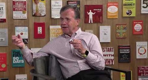 The Characteristics Bob Values in Excellent Leaders | Bob Whitman clip