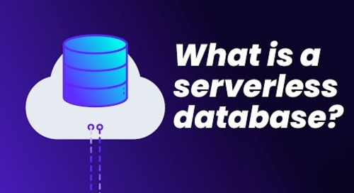 What is a serverless database? (in under 3 minutes)
