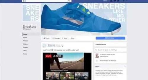BlueJeans for Facebook Live
