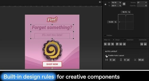 Produce and activate toolkits with Creative Automation