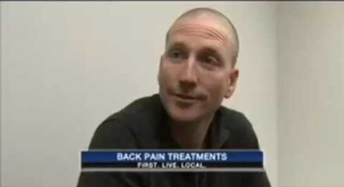 KPTV News Back and Neck Pain with Dr. Yost (11/29/13)