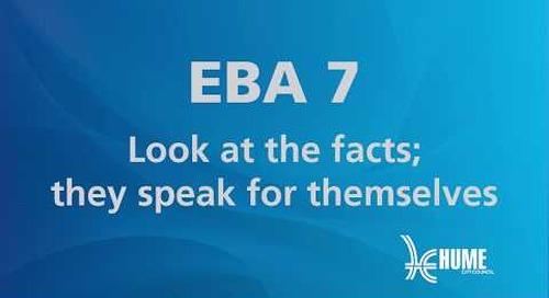 EBA 7 - clarifying your questions