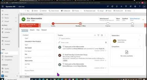 Microsoft Dynamics 365 Sales Start Up Implementation | Western Computer