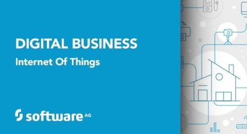 Software AG Interview: Internet of Things