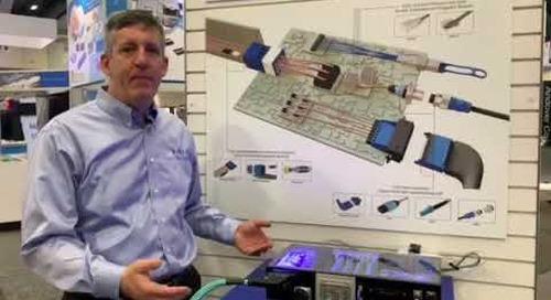 Sean talks Connectivity at 2019 SPIE Photonics West