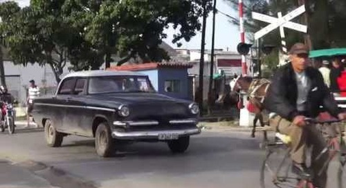 Cuba - On The Brink of Historic Transformation