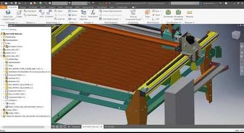 Autodesk Inventor 2019: Nesting Utility