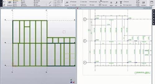 Tekla Structures Drawing Fundamentals – General Arrangement Drawings