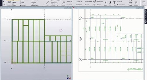 Tekla Structures Drawing Fundamentals – General Arrangement Drawings