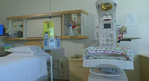 Labor and Delivery Suite Tour at Saint John's
