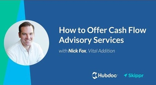 How to Offer Cash Flow Advisory Services with Nick Fox, Vital Addition