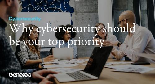 Genetec and Hanwha Cybersecurity Video