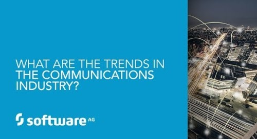 What Are The Trends In The Communications Industry?