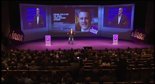 Jeffrey Hayzlett Keynote at Innotown 2013